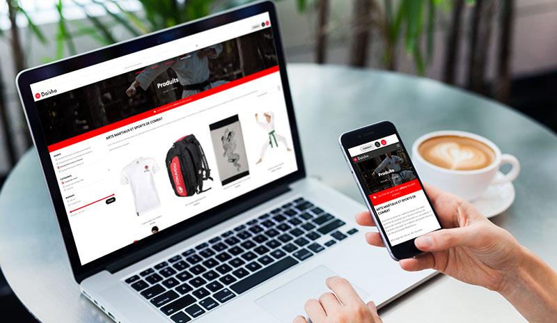 Votre webshop spécialisé en équipement et matériel d'art martiaux