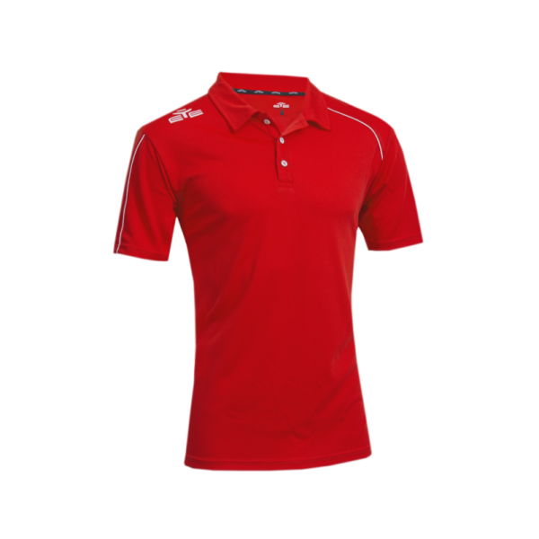 POLO SGOMMA ROUGE-1