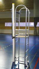 Podium réglementaire d'arbitre de Volleyball-1