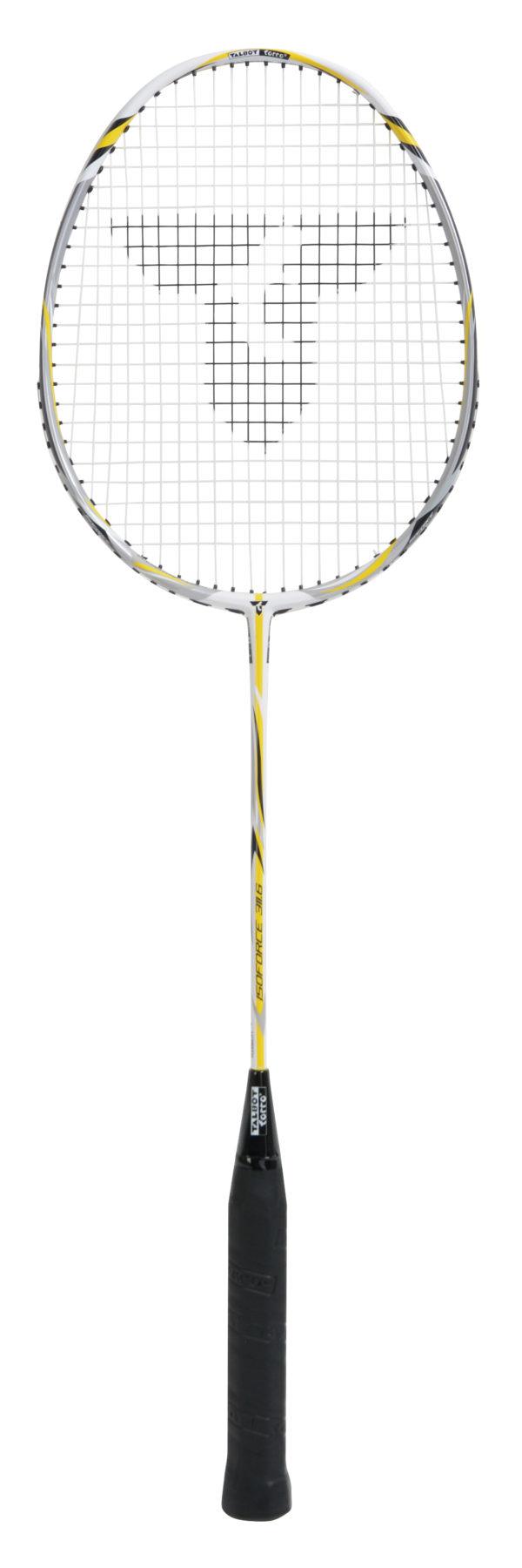 Raquette de Badminton Isoforce 311.6 Starterset-4
