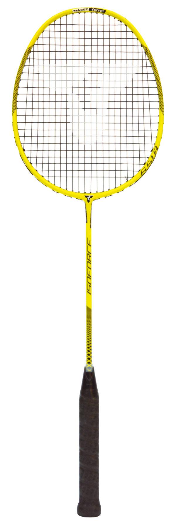 Raquette de Badminton Isoforce 651.8-3