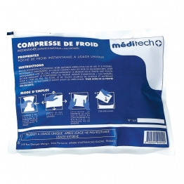 COMPRESSE DE FROID - LOT DE 12-1