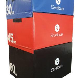 Set plyobox en mousse 30/45/60 cm -1
