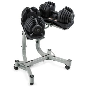 Marcy support + dumbbells 2 x 24kg-1