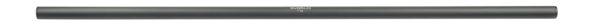 Barre acier lestée 1,20m - 1kg -1