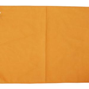 Serviette micofibre orange 80 x 130 cm -1