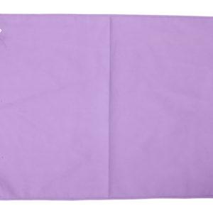 Serviette microfibre lilas 30 x 50 cm lot de 10 -1