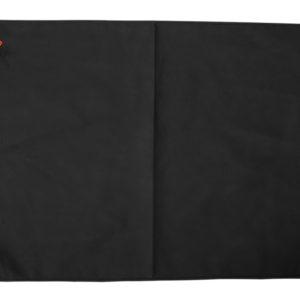 Serviette microfibre noire 80 x 130 cm -1