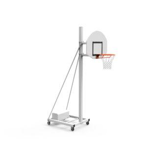 BUT BASKETBALL MOBILE - H.FIXE JUSQU'A 2,60 m - EVO A-1