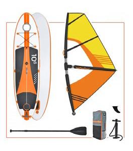 PADDLE SURF W1 AVEC VOILE DE WINDSURF-1