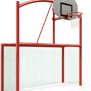 BUT MULTISPORTS CLASSIC NET 3 x 2 m - SCELLEMENT PLATINES-1