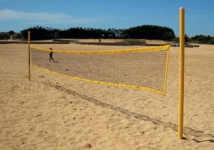 FILET BEACH TENNIS - 9,5 x 1 m -1