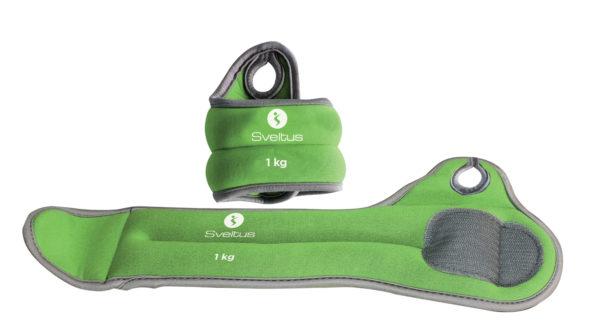 Bracelets lestés poignet 1kg (la paire) -1