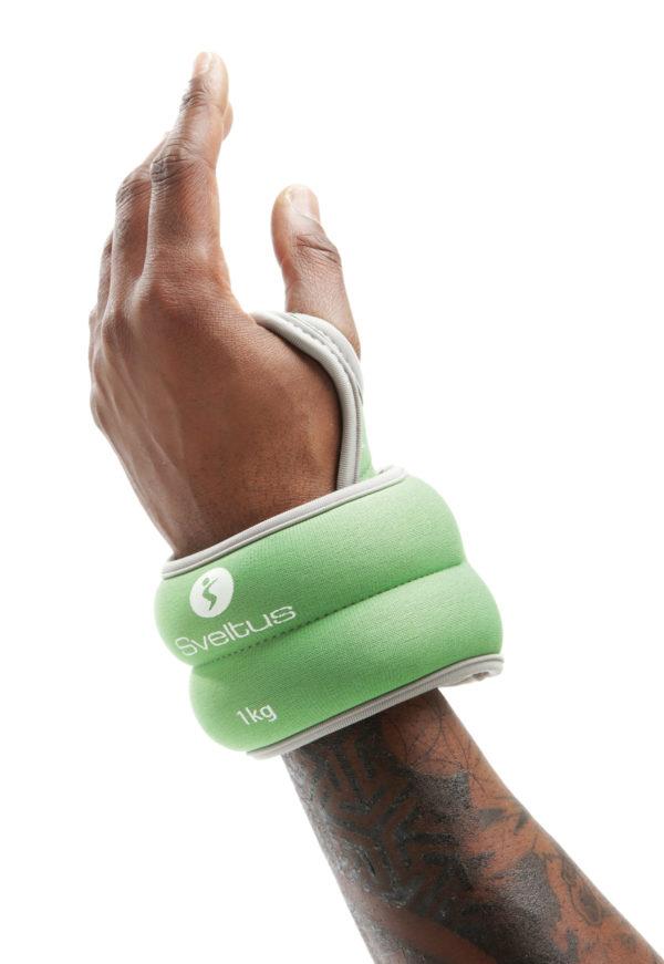 Bracelets lestés poignet 1kg (la paire) -2