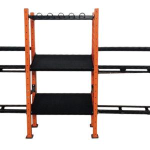 Station rack-1