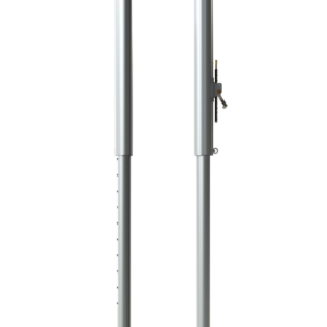 FILET VOLLEY-BALL TPE Ø 3 mm - 9,5 x 1 m - NORME FIVB 2005-1