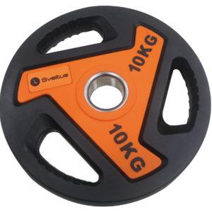 Disque olympique 10 kg-1