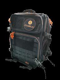 Backpack training noir 45L-1